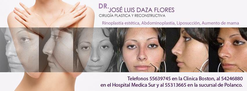 Cirugía nariz en Dr. José Daza